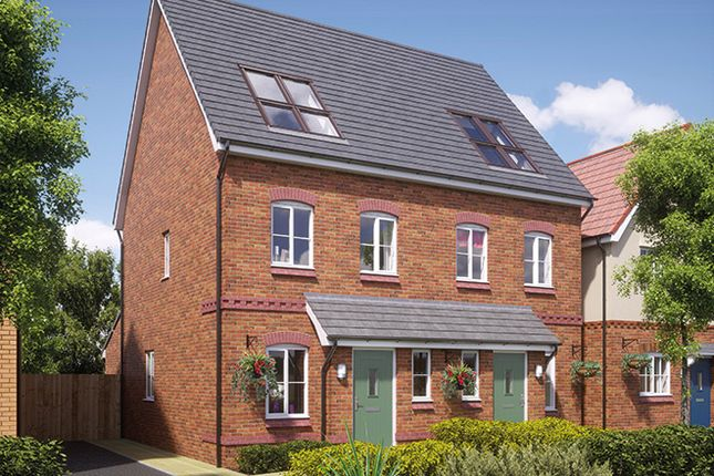 Thumbnail Semi-detached house for sale in Doulton Road, Cradley Heath