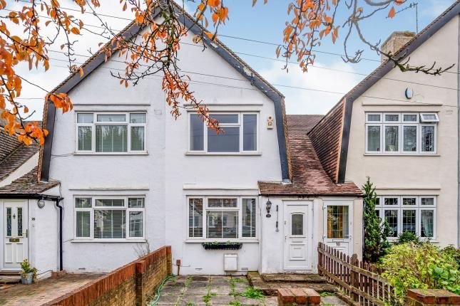 Front of Mount Road, Chessington KT9