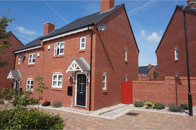 Thumbnail Semi-detached house for sale in Pilgrim Drive, Chorley