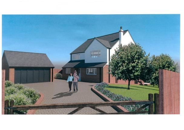 Thumbnail Detached house for sale in Gorse Lane, West Kirby, Wirral