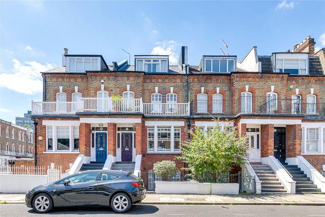 Exterior of St Dunstans Road, Barons Court, London W6
