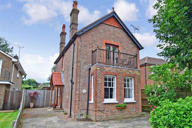 Thumbnail Detached house for sale in Beeches Road, Crowborough, East Sussex