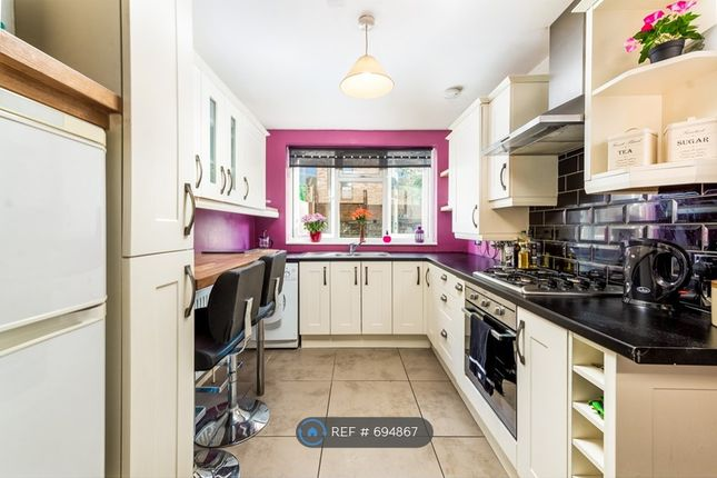 Thumbnail Terraced house to rent in Stratford, London