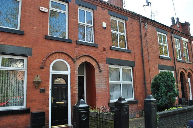 Thumbnail Terraced house to rent in Westminster Road, Walkden, Manchester
