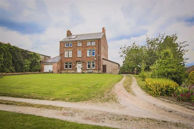Thumbnail Detached house for sale in Mill Lane, Goosnargh, Preston