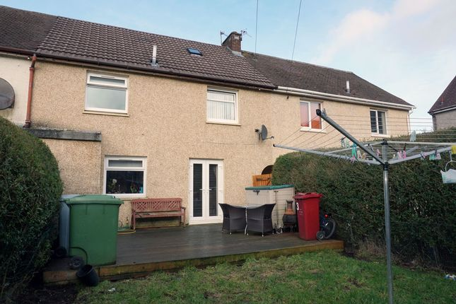 Rear Aspects of Hill View, Murray, East Kilbride G75