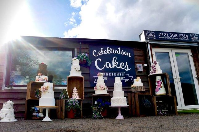 Thumbnail Retail premises for sale in Shirrall Drive, Drayton Bassett, Tamworth