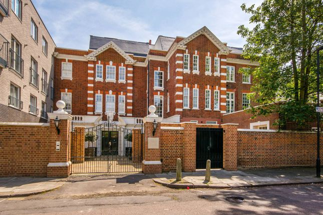 Thumbnail Flat for sale in Marion Court, Clapham