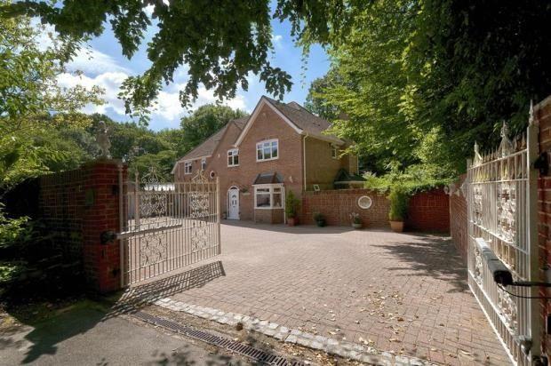 Thumbnail Detached house for sale in Delarue Close, Tonbridge