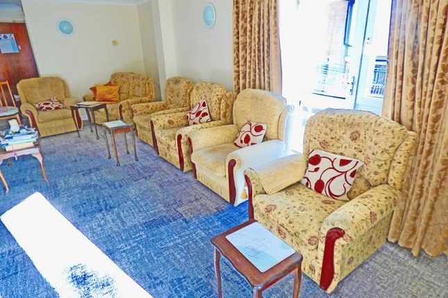 Communal Lounge of Homeport House, Southport PR9