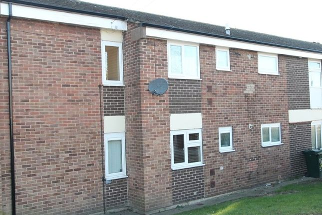Outside View of Mont Walk, Wombwell Barnsley S73