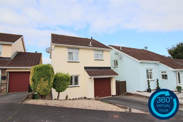 Detached house for sale in Wrefords Close, Wrefords Lane, Exeter