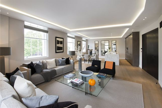 Thumbnail Flat for sale in The Bryon, The Park Crescent, Regent's Park, London