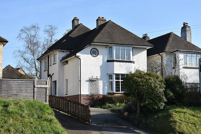 Thumbnail Detached house for sale in Hill Barton Road, Exeter