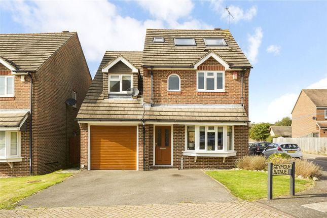 Thumbnail Detached house for sale in Seymour Avenue, Caterham, Surrey