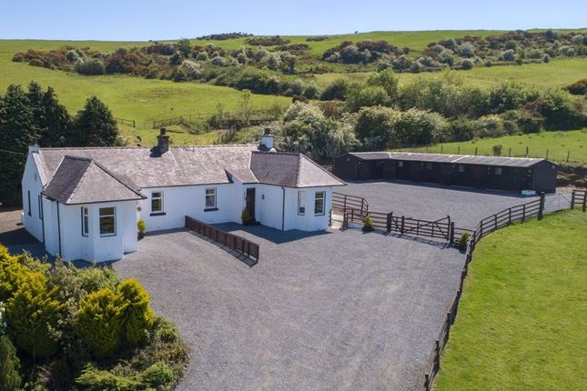 Thumbnail Equestrian property for sale in Balig Cottages, Dunure Road, Ayr
