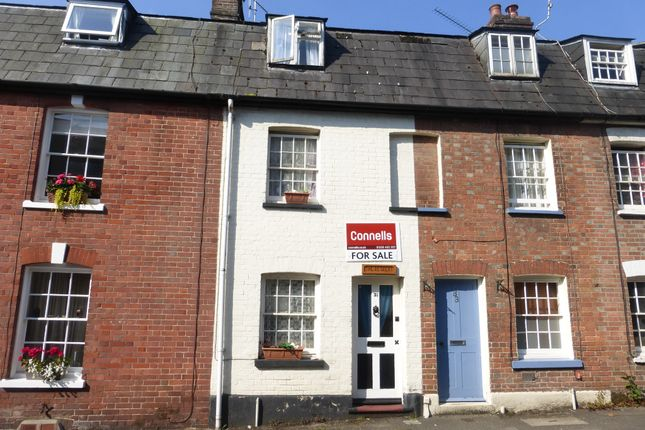 Thumbnail Terraced house for sale in Dorset Street, Blandford Forum