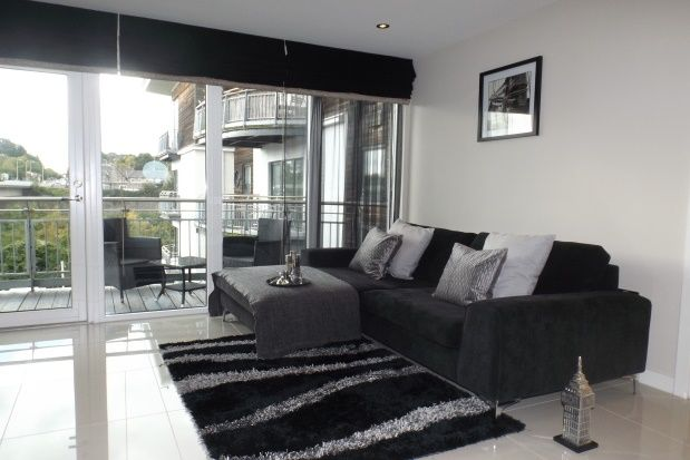 Thumbnail Flat to rent in Catrine, Victoria Wharf, Cardiff Bay