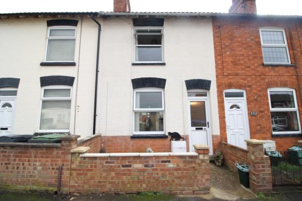 Thumbnail Terraced house to rent in Manton Road, Rushden