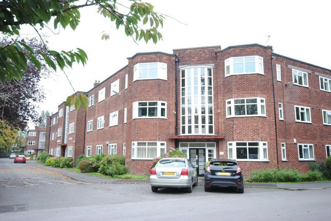 Thumbnail Flat to rent in Wilmslow Road, Manchester