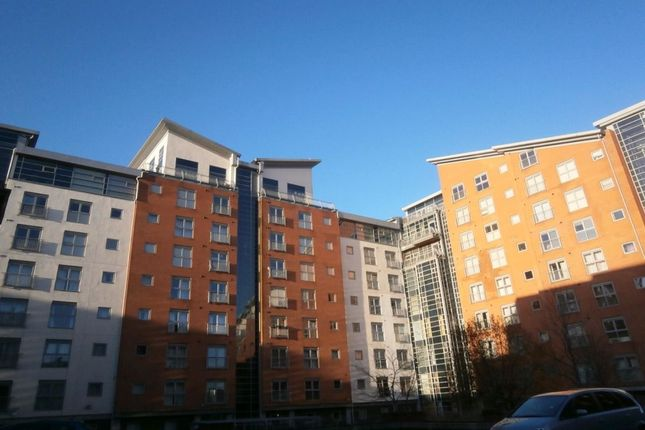 Thumbnail Flat to rent in Sanvey Gate, Leicester