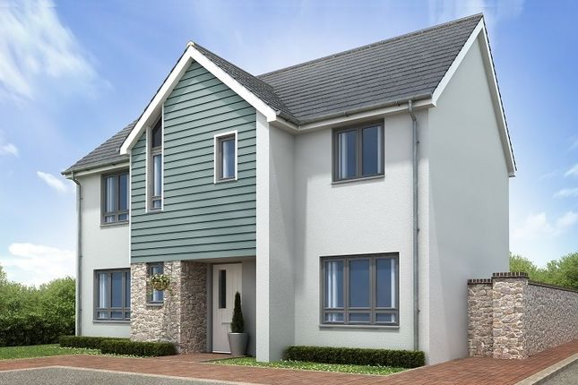 Thumbnail Detached house for sale in The Raglan, Plantation Way, Torquay, Devon