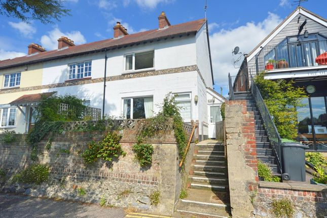 Thumbnail End terrace house for sale in Bridgefoot Path, Emsworth