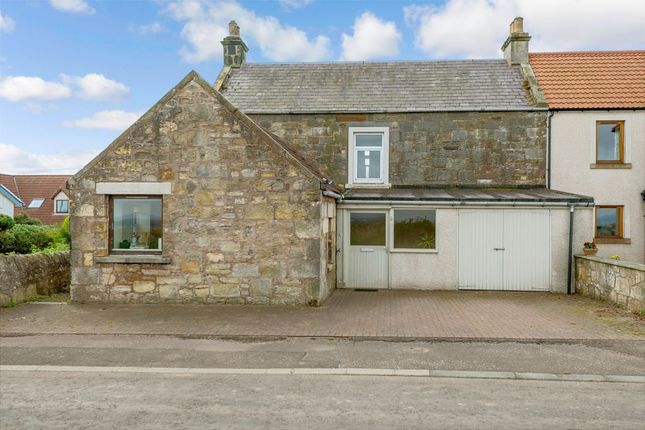 Thumbnail Cottage for sale in 8 High Road, Strathkinness
