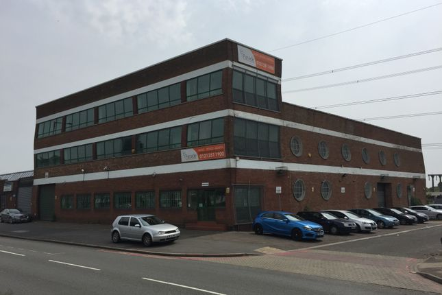 Thumbnail Warehouse to let in Saltley Cottages, Tyburn Road, Erdington, Birmingham