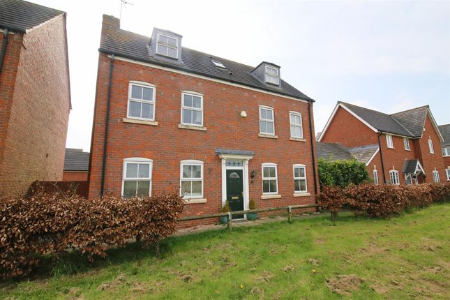 Thumbnail Property for sale in Crowsfurlong, Coton Meadows, Rugby