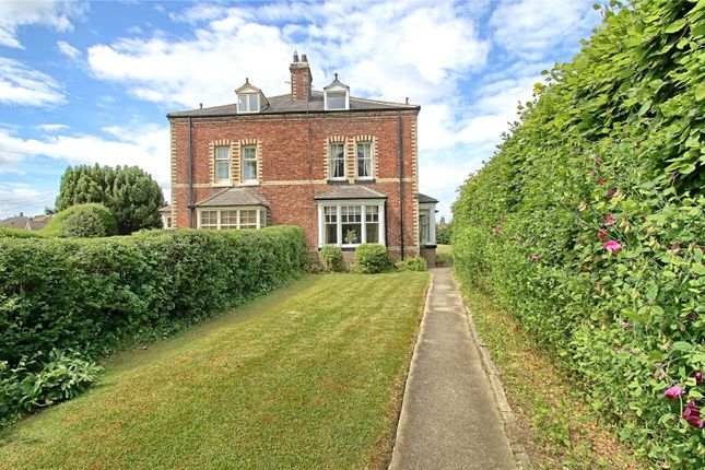Thumbnail Semi-detached house for sale in Albert Road, Eaglescliffe, Stockton-On-Tees