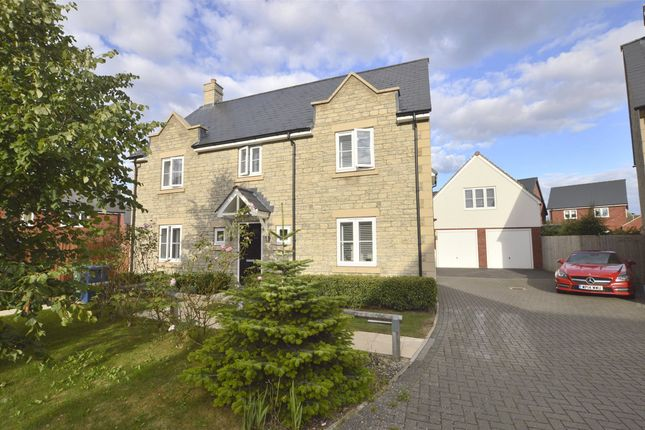 Thumbnail Detached house for sale in Fantasia Drive, Cheltenham, Gloucestershire