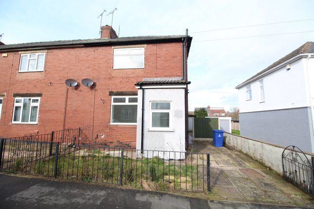 Semi-detached house for sale in Dryden Road, Mexborough