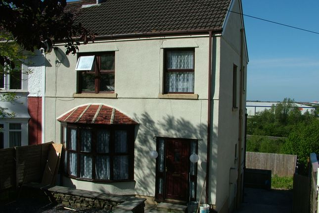 Thumbnail Semi-detached house to rent in Sarn Farn, Port Talbot
