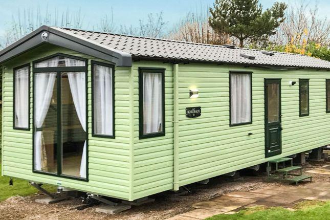 Thumbnail Mobile/park home for sale in Reynard Crag Lane, High Birstwith, Harrogate