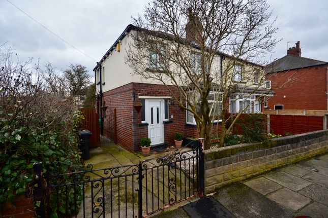 Thumbnail Semi-detached house for sale in Grovehall Parade, Leeds, West Yorkshire