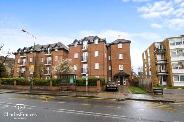 Thumbnail Flat for sale in Westward Court, Brondesbury Park, Brondesbury