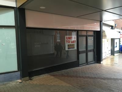 Thumbnail Retail premises to let in Middle Entry, Tamworth