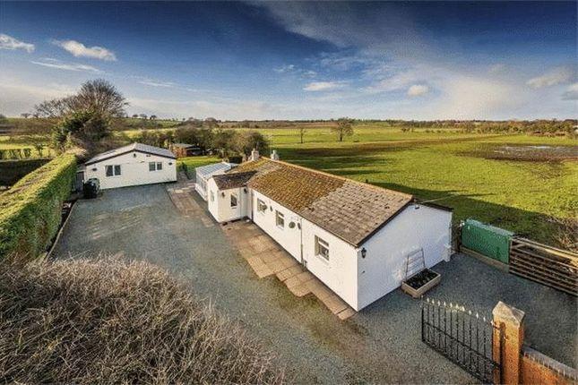 Thumbnail Detached bungalow for sale in Chapel Lane, Tern Hill, Market Drayton