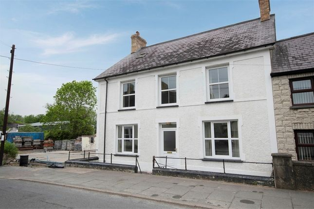 Thumbnail Semi-detached house for sale in Station Road, Newcastle Emlyn, Carmarthenshire