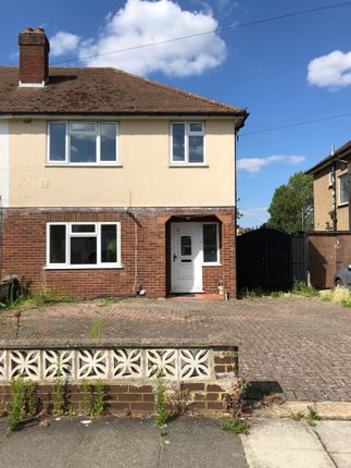 Thumbnail Semi-detached house to rent in Tangmere Gardens, Yeading, Hayes