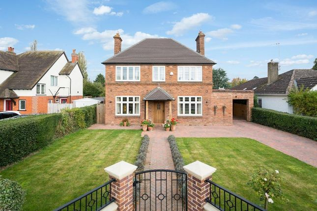 Thumbnail Detached house for sale in St. Marks Avenue, Bilton, Rugby