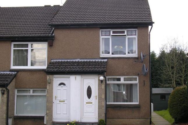 Thumbnail Flat to rent in Macdougall Quadrant, Bellshill