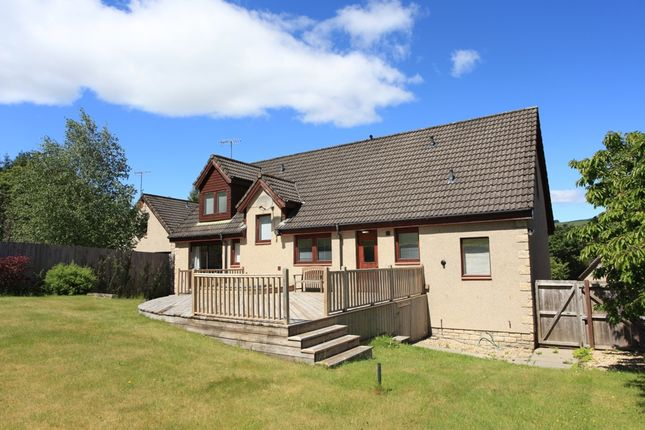 Thumbnail Detached house for sale in Braeside Park, Aberfeldy