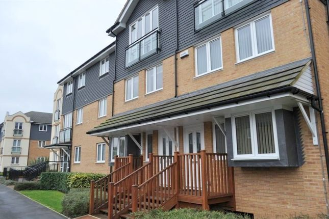 Thumbnail Town house for sale in The Shires, Bowes Road, Staines-Upon-Thames