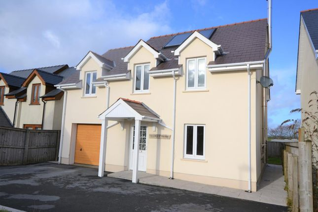 Thumbnail Detached house for sale in Llain Drigarn, Crymych