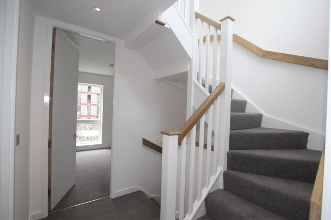 Stairs of Cotton Square, 21 Blossom Street, Manchester M4