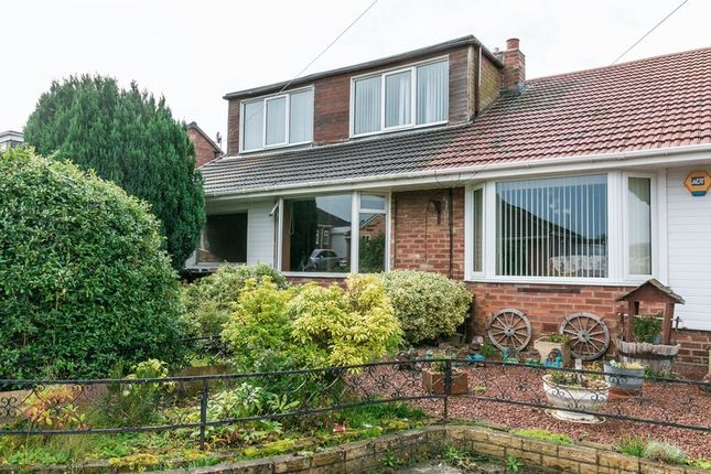 Thumbnail Semi-detached bungalow for sale in Rayleigh Drive, Wideopen