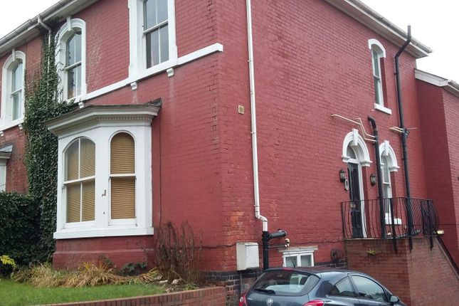 Thumbnail Flat to rent in Ashby Road, Bretby, Burton-On-Trent