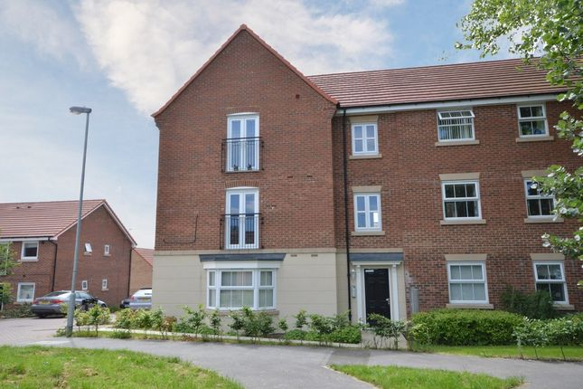 Thumbnail Flat for sale in Morris Road, Castleford